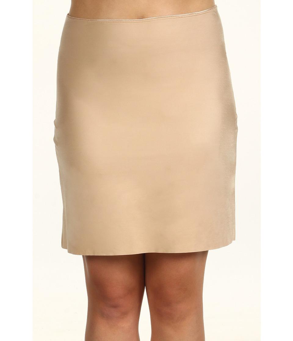 Spanx - Plus Size Slimplicity Half Slip (Nude) Women's Underwear