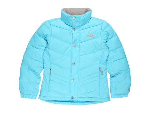 The North Face Kids - Girls' Carmel Jacket (Little Kids/Big Kids) (Fortuna Blue) Girl's Coat