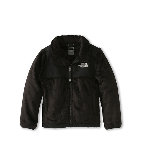 The North Face Kids - Denali Thermal Jacket (Little Kids/Big Kids) (TNF Black/TNF Black) Girl's Coat