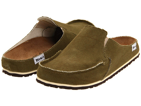 Birkenstock - Birki's Skipper by Birkenstock (Khaki) Shoes