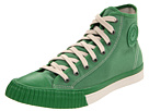 PF Flyers - Center Hi - Tailored (Green/White/Canvas) - Footwear