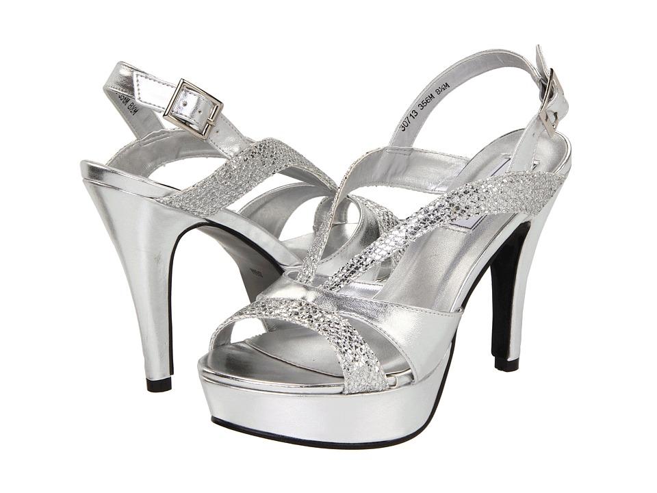 Touch Ups - Benita (Silver/Glitter) High Heels