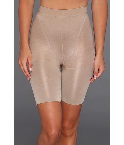 Spanx - In-Power Line Super Power Panties (Nude) Hose