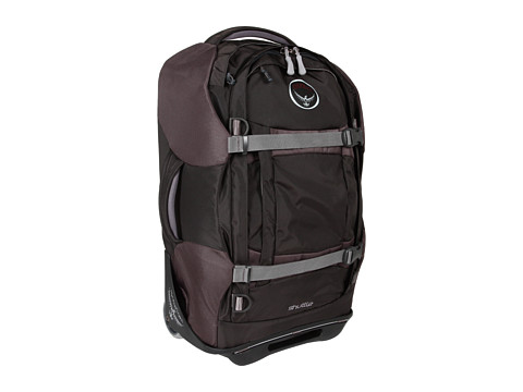 Osprey - Shuttle 22/40 L (Charcoal) Backpack Bags
