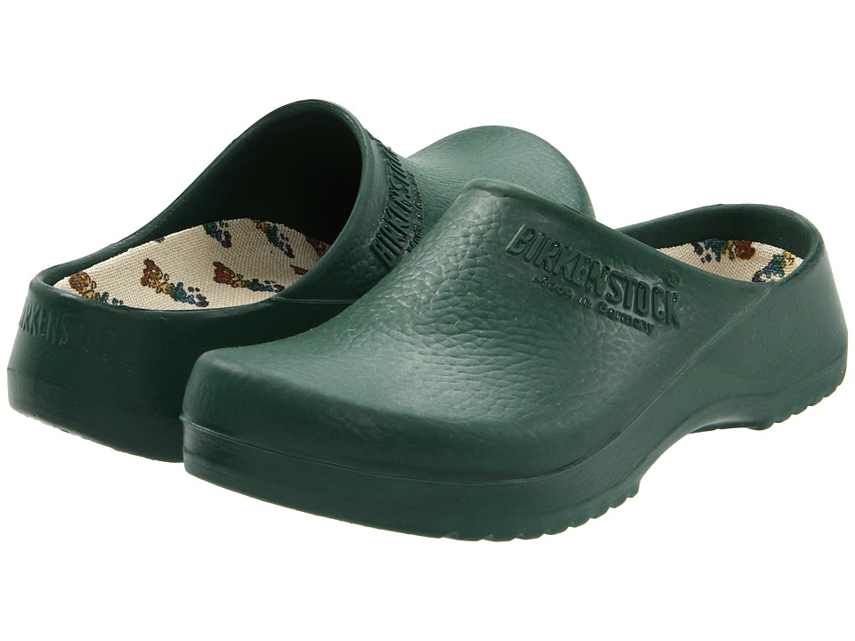 Birkenstock Super Birki by Birkenstock (Green) Clog Shoes
