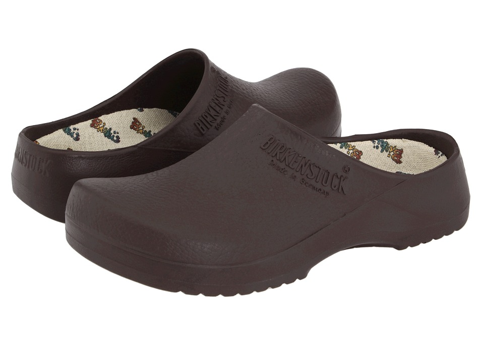 Birkenstock Super Birki by Birkenstock (Brown) Clog Shoes