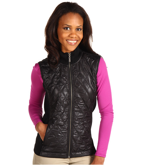 Prana - Diva Vest (Black) Women