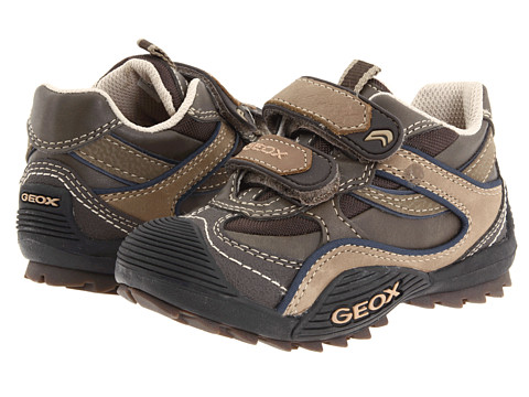 Geox Kids - Baby Savage FW11 (Toddler 2) (Brown/Beige) Boy