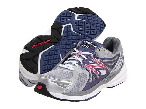 New Balance W1140 (Silver/Blue) Women's Running Shoes