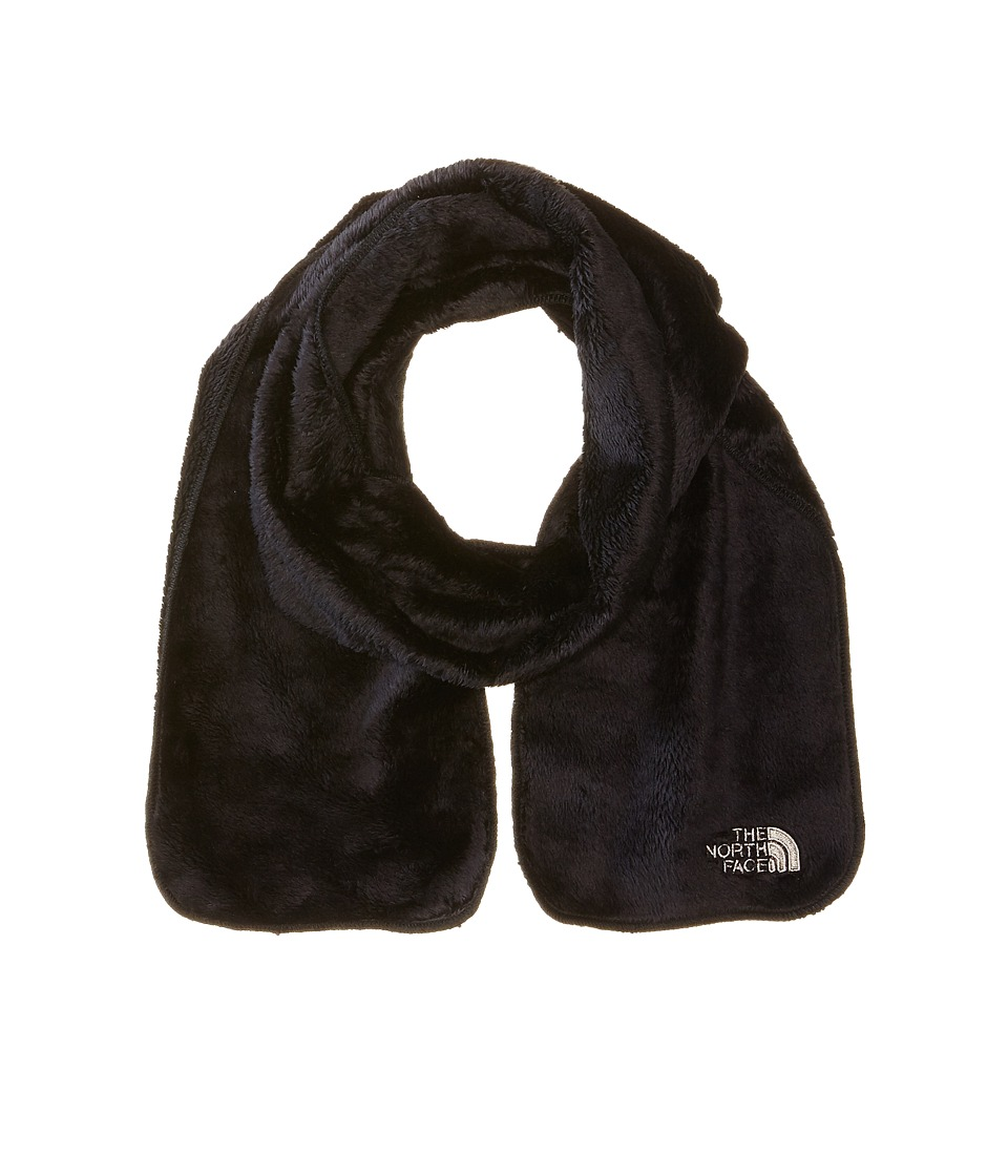 The North Face Kids - Girls Denali Thermal Scarf (Big Kids) (TNF Black) Scarves