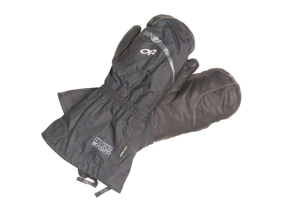 Outdoor Research - Men's Alti Mitts (Black) Extreme Cold Weather Gloves