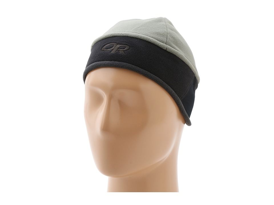 Outdoor Research - Wind Warrior Hat (Foliage Green/Black) Cold Weather Hats