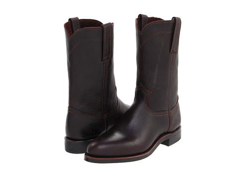 Frye - Roper 10 R (Earth) Cowboy Boots