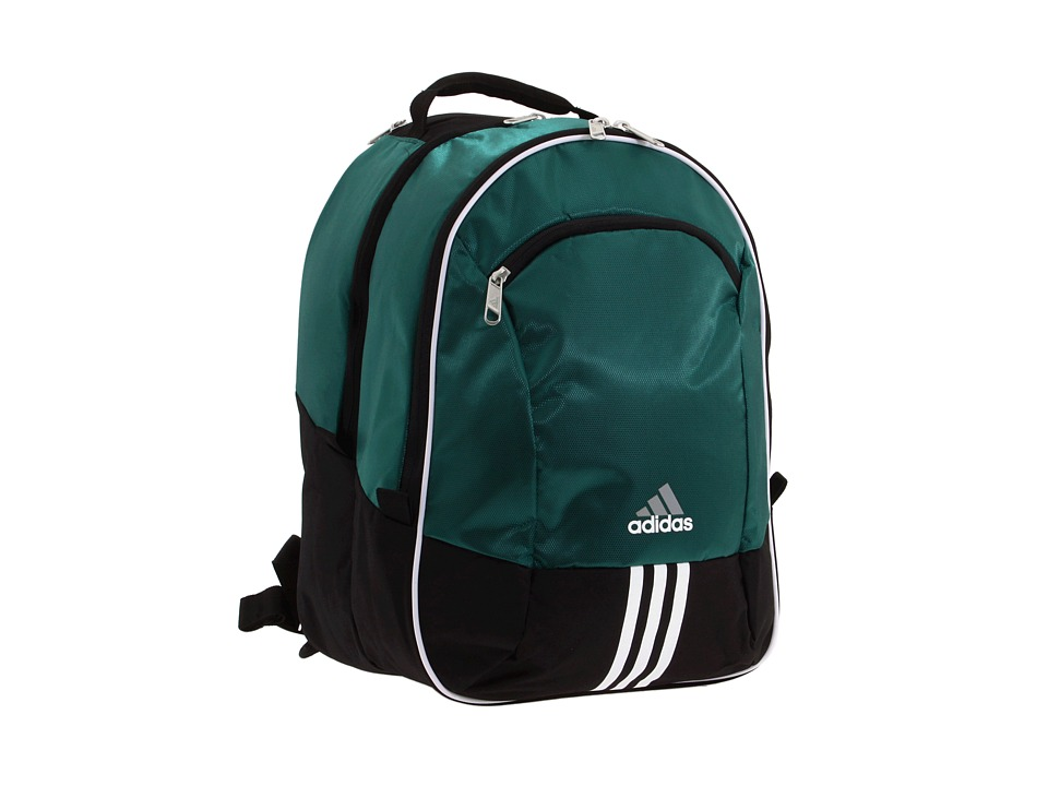 adidas - Striker Team Backpack (Forest) Backpack Bags