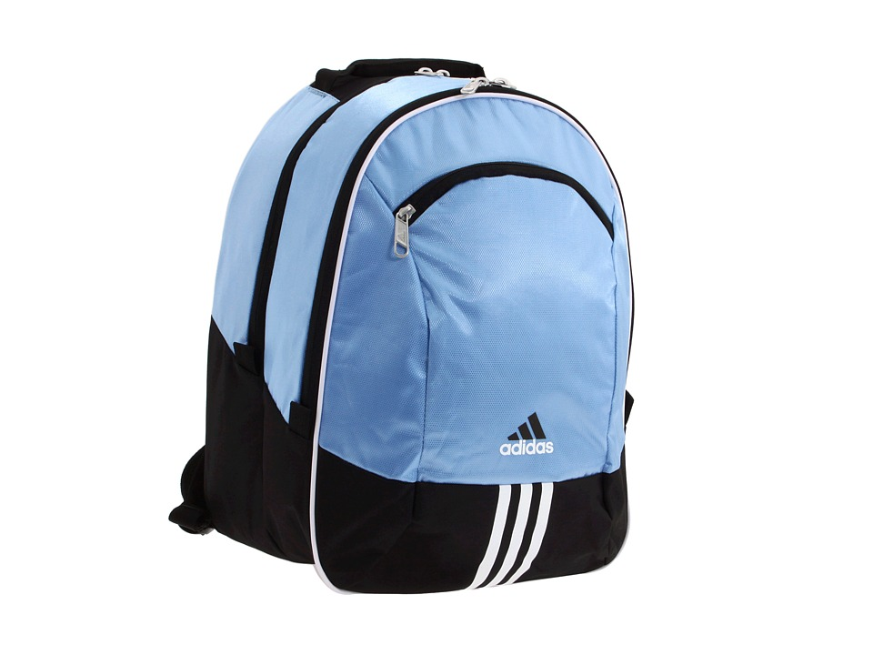 adidas - Striker Team Backpack (Collegiate Light Blue) Backpack Bags