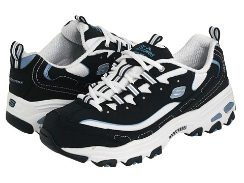 SKECHERS - Extreme (Navy/White) Women