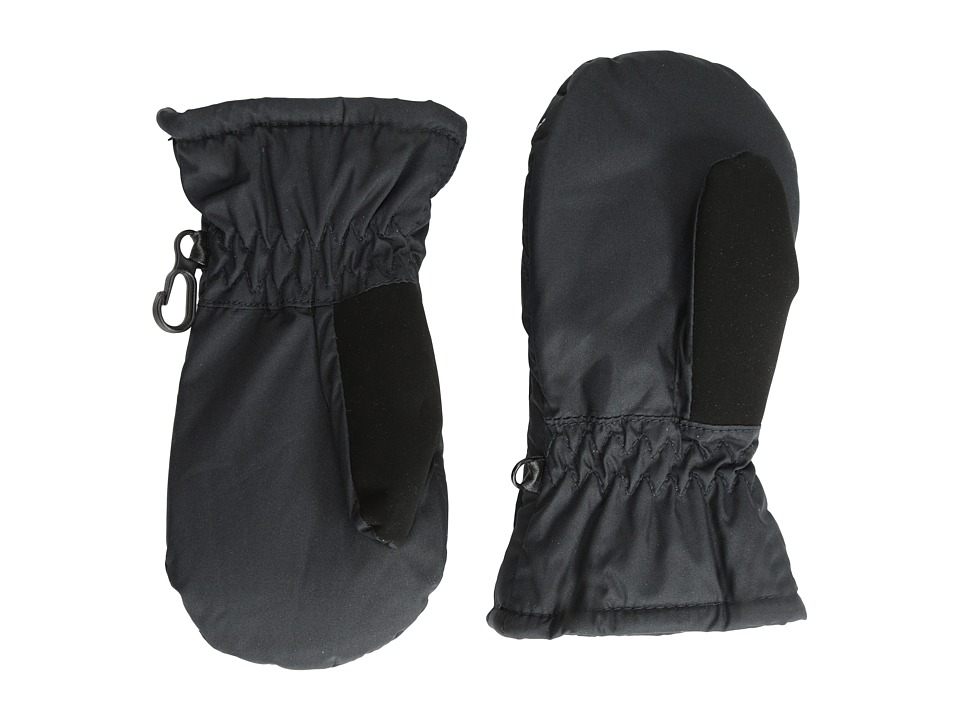 Columbia Chippewa III Mitten (Toddler) (Black) Snowboard Gloves