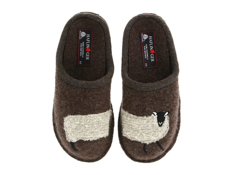 Haflinger Sheep Slipper (Earth) Women
