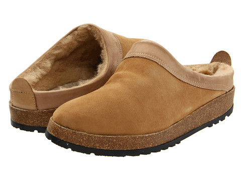 Haflinger - Snowbird (Tan) Clog Shoes