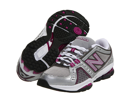 New Balance - WX1211 (Silver) Women's Cross Training Shoes