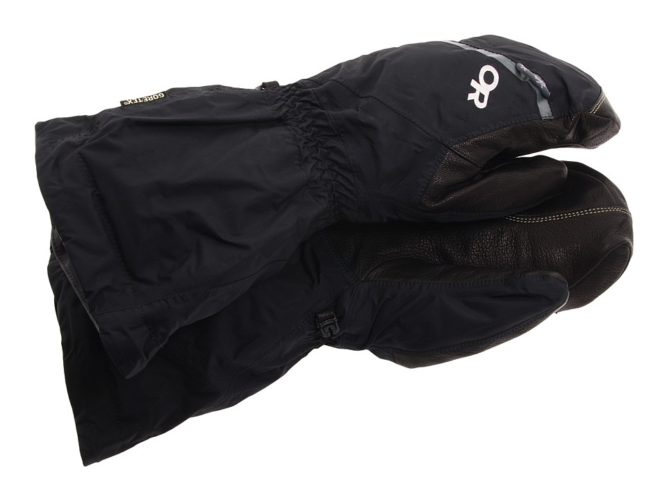 Outdoor Research - Women's Alti Mitt (Black) Extreme Cold Weather Gloves