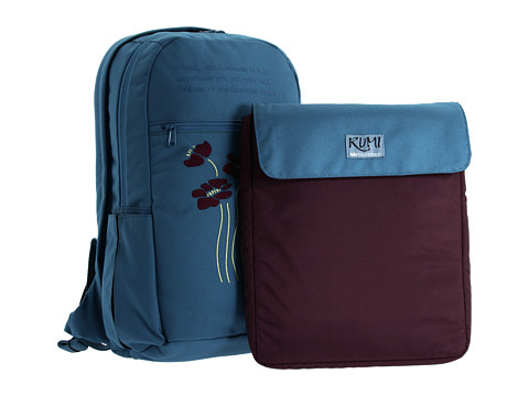 Haiku - Backpack (Ocean/Blossom) Bags