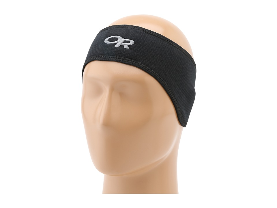 Outdoor Research - Wind Pro Ear Band (Black) Knit Hats