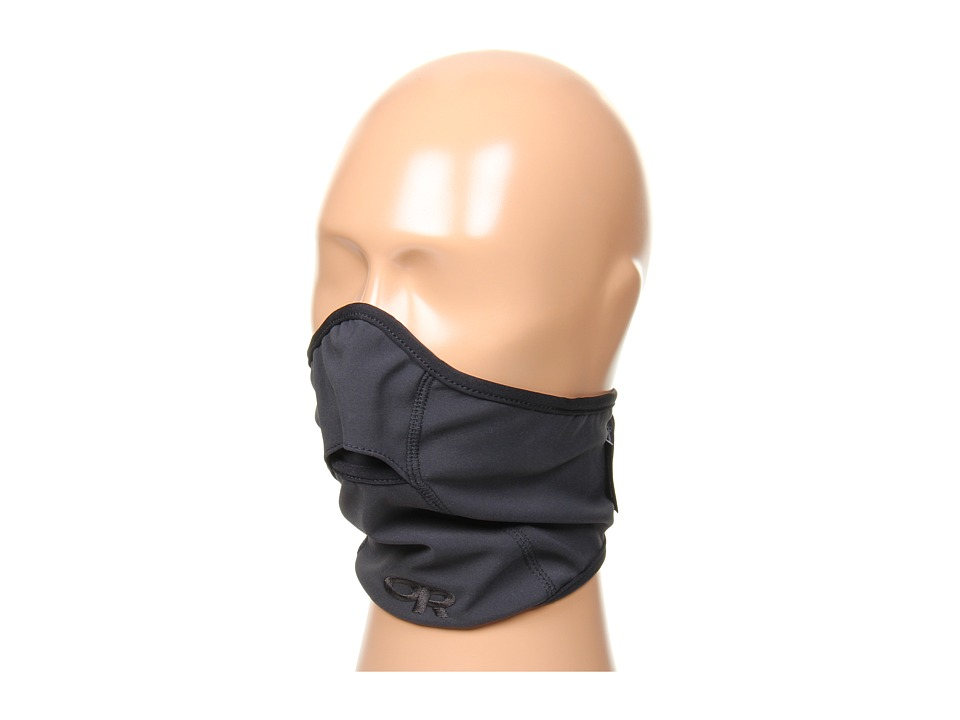 Outdoor Research - Face Mask (Black) Knit Hats