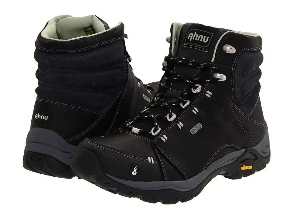 Ahnu - Montara Boot (Black) Women's Hiking Boots
