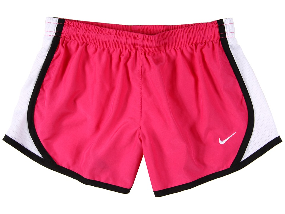 Nike Kids - Tempo Short (Little Kids/Big Kids) (Vivid Pink/White/Black/White) Girl's Shorts