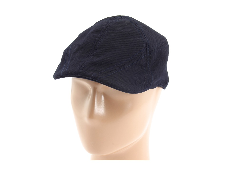 Goorin Brothers - Burbank (Navy) Traditional Hats
