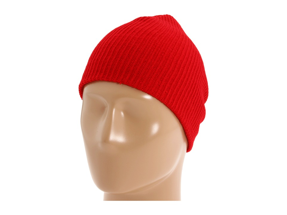 Neff - Daily Beanie (Red) Beanies