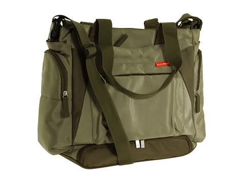 Skip Hop - Bento Ultimate Diaper Bag (Olive) Diaper Bags