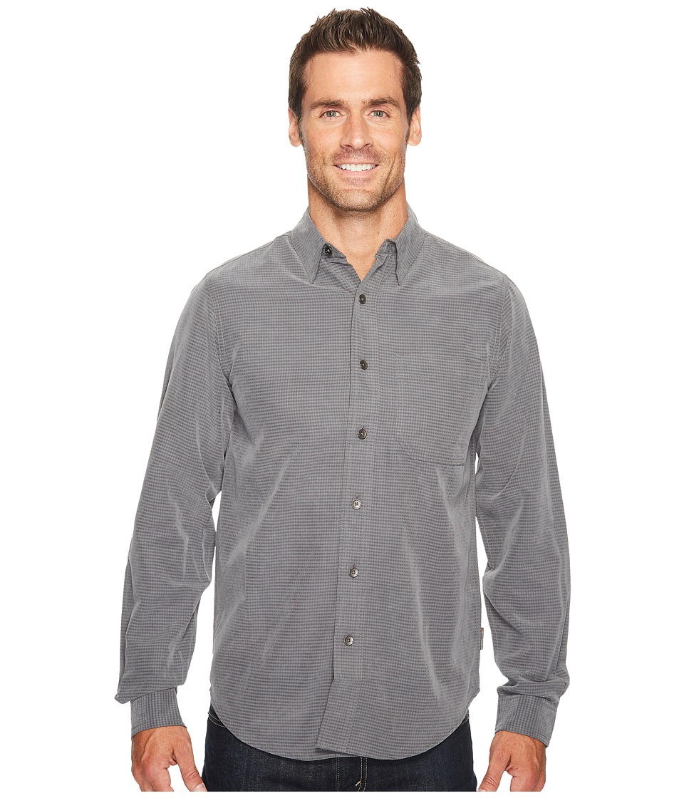 Royal Robbins - Desert Pucker (Obsidian) Men's Clothing