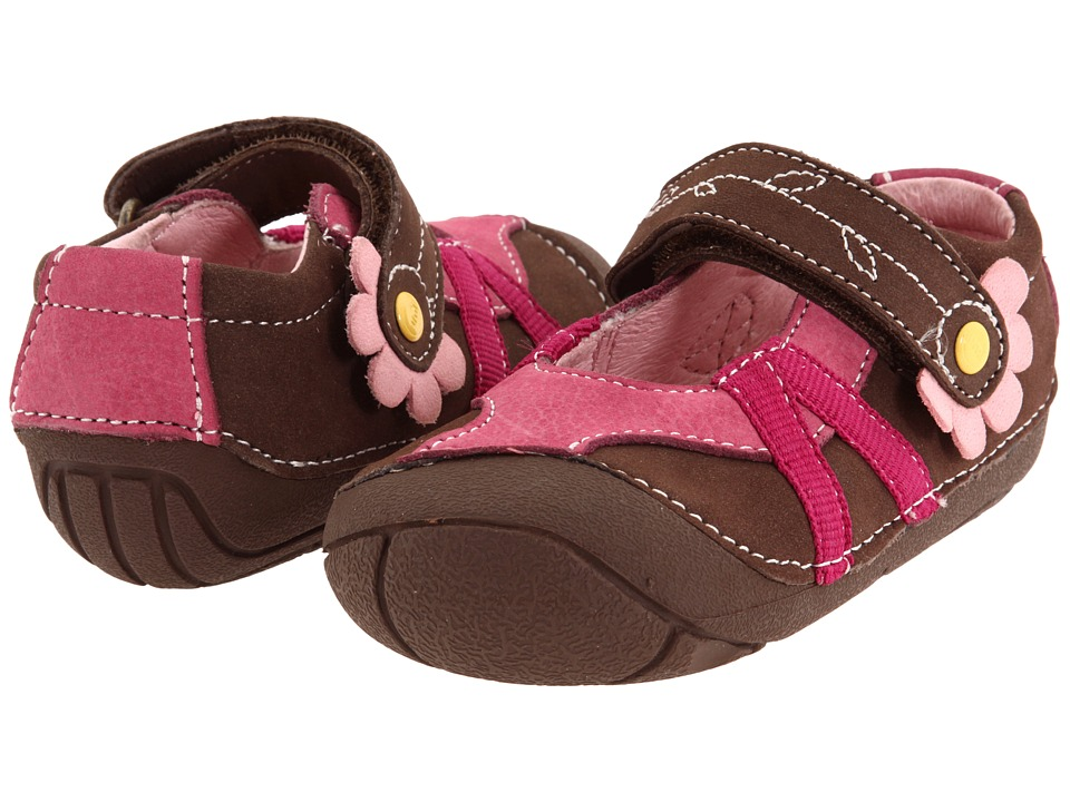 Umi Kids - Cassia (Toddler) (Cocoa) Girl's Shoes