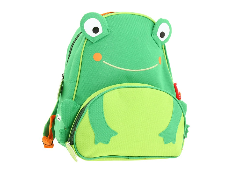 Skip Hop - Zoo Pack Backpack (Frog) Backpack Bags