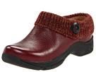 Dansko - Kenzie (Cranberry Milled Leather) - Footwear