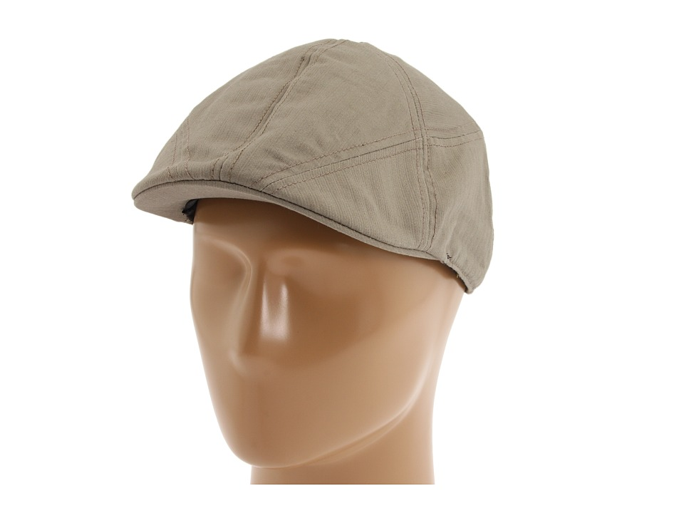 Goorin Brothers - Burbank (Tan) Traditional Hats