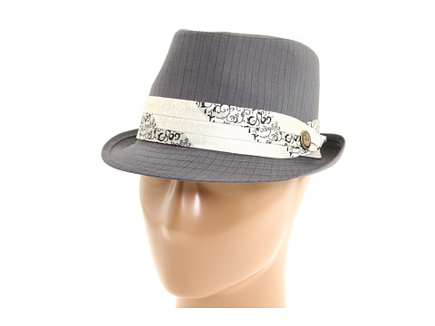 Goorin Brothers - Moretti (Charcoal) Fedora Hats