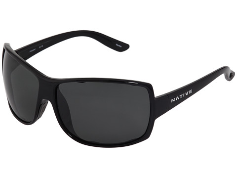 Native Eyewear - Chonga (Iron/Gray Polarized Lens) Sport Sunglasses