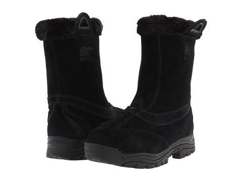 SOREL - Waterfall 2 (Black) Women's Cold Weather Boots