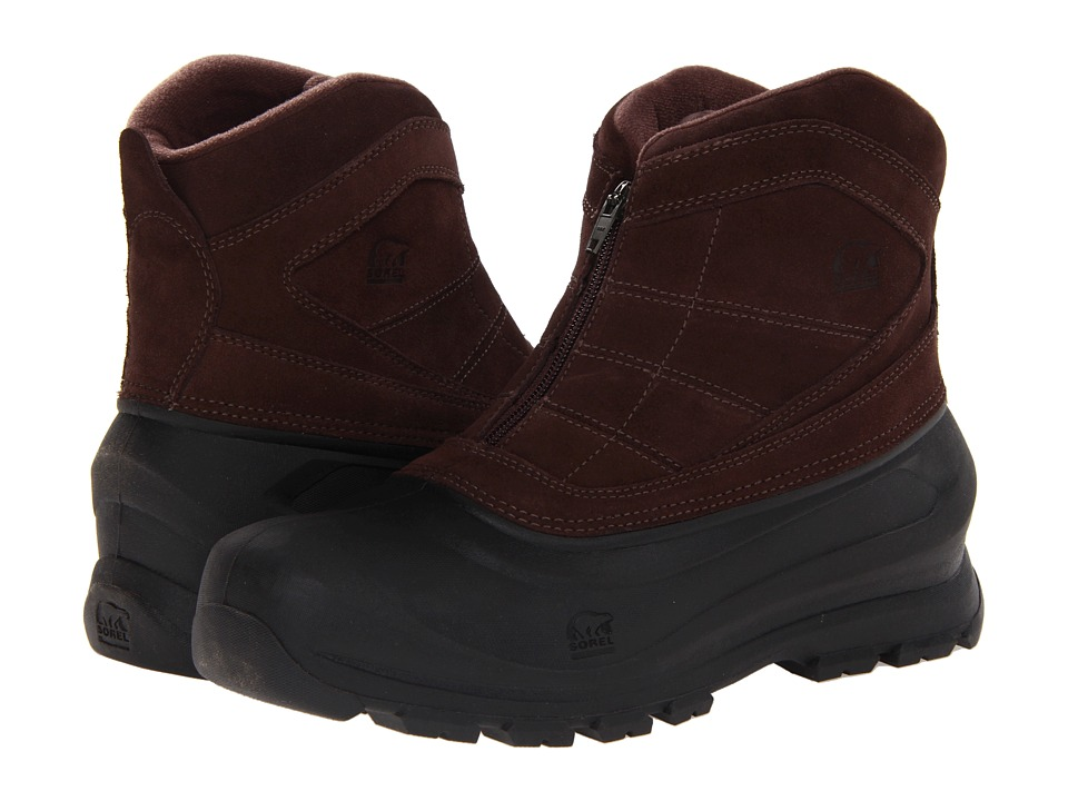 SOREL Cold Mountaintm Zip (Bracken) Men