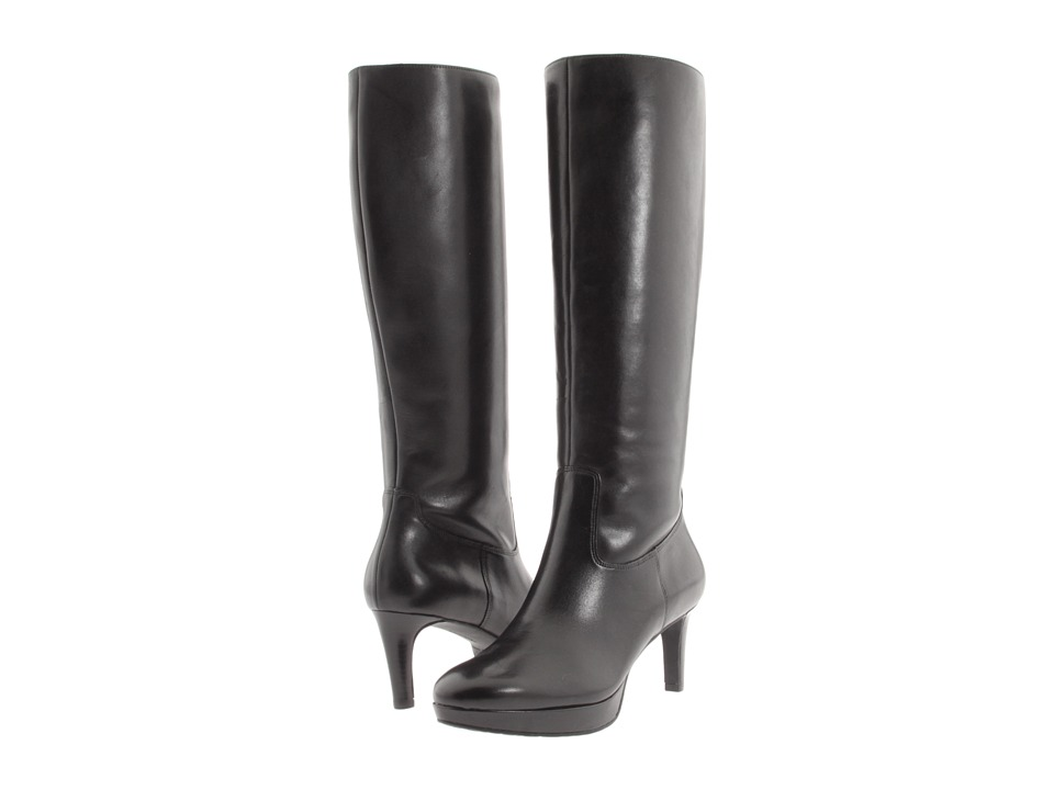 Rockport - Juliet Boot (Black Smooth Calf) Women