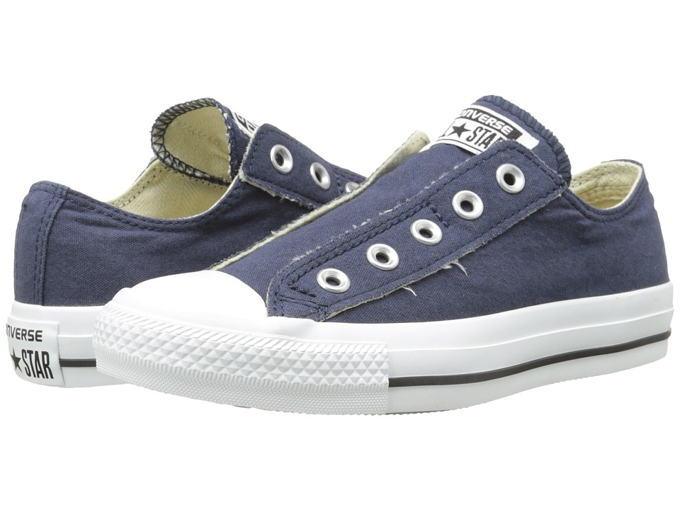 Converse - Chuck Taylor All Star Slip (Navy) Classic Shoes