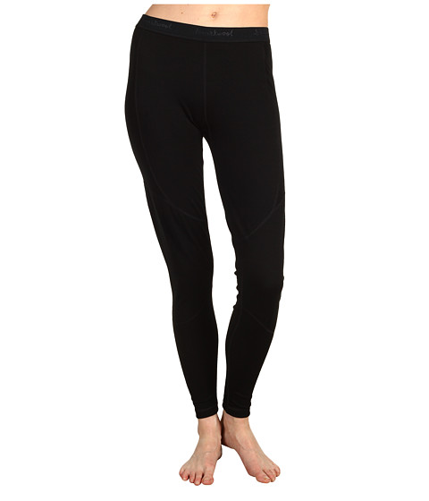 Smartwool - Lightweight Bottom (Black) Women's Clothing