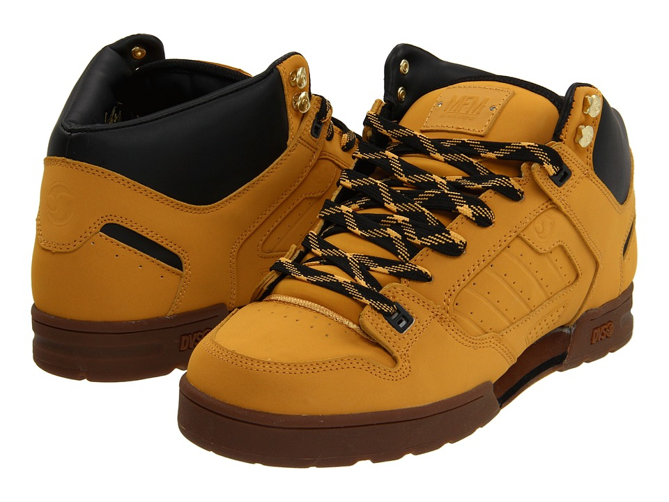 DVS Shoe Company - Militia Boot Snow (Tan Nubuck (MFM)) Men's Skate Shoes