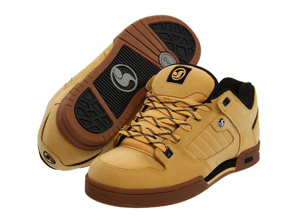 DVS Shoe Company Militia Snow (Tan Nubuck JJ) Men