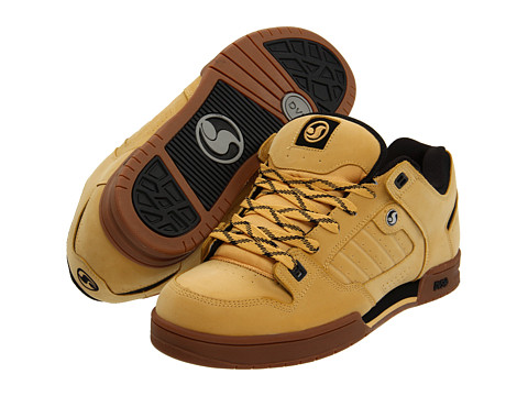DVS Shoe Company - Militia Snow (Tan Nubuck JJ) Men