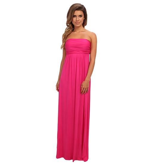 Culture Phit - Hally Dress (Fuchsia) Women
