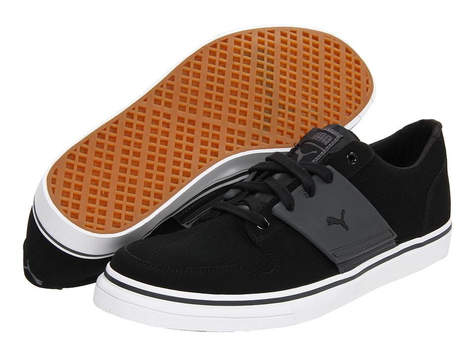 PUMA - El Ace 2 PN (Black/Dark Shadow) Shoes